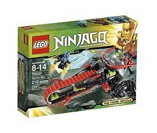 Lego Ninjago 70501 WARRIOR BIKE Blue Ninja Minifigs NISB Xmas Gift Present