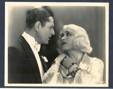 SILENT VAMP POLA NEGRI AS A BLONDE IN EXCELLENT- KEY BOOK PHOTO - GLAMOR - SIL