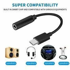 USB-C Type To 3.5mm Audio Headphone Aux Jack Adapter For Google Pixel 2 2XL 3 XL