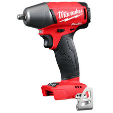 "Milwaukee 2754-20 M18 FUEL 18V 3/8"" Compact Impact Wrench Kit w/ Belt Clip"
