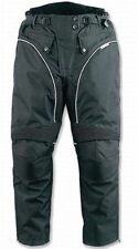 Cordura Exact Attachment Zip, Short Motorcycle Trousers