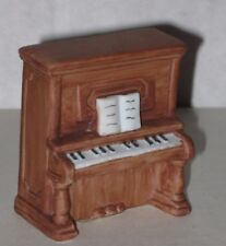 "Donald Duck Ceramic ""Duck House"" Uncle Scrooge's Piano by Grolier"