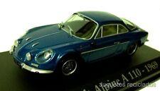 RENAULT ALPINE A110 1969 IXO RBA COCHE  ESCALA 1/43