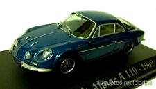 Coche 1/43 - RBA Renault Alpine A110 1969