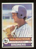 Don Money #265 signed autograph auto 1979 Topps Baseball Trading Card