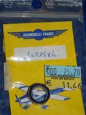 aviomodelli france ROULEMENT Kugellager Ball Bearing 10 x 15 x 4 avion AIRPLANE