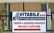 Radiatore Fiat Stilo 1.9 Diesel JTD Dal 2001 -> NUOVO