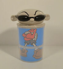 "2009 Number 1 Nigel Uno 4"" McDonald's Figure Container Codename Kids Next Door"