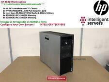HP Z820 Workstation, 2x Xeon E5-2660 V2 2.20GHz, 48GB DDR3 RAM, Quadro NVS 300