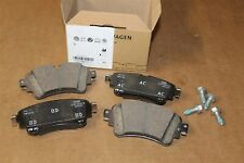 Audi A6 A7 A8 Rear Brake pads CHECK FIRST 8W0698451R New Genuine Audi part