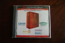 PDR Electronic Library  PC CD medical reference release 2000.1 Sealed