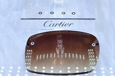 Cartier C decor rimless gold pvc washer Sunglasses vintage eyeglasses lunette