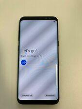 Samsung Galaxy S8+ SM-G955F - 64GB  - Midnight Black (Factory Unlocked)