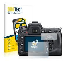 2x Display Schutz Folie für Nikon D300S Matt Entspiegelt