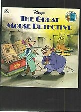 New listing The Great Mouse Detective (Golden Books) by Golden Books