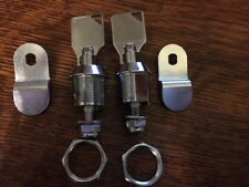 2 HEAVY DUTY Tubular Cam Lock 5/8