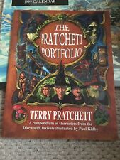 Collection Of Terry Pratchett Collectors Calendar And Book