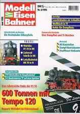 Modell-Eisenbahner, Heft 6/1995