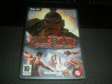 JEU PC JADE EMPIRE SPECIAL EDITION BOITIER METAL - VERSION FRANCAISE