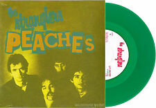 "The STRANGLERS 7"" Peaches / Go Buddy Go GREEN VINYL Record Store Day 2014 SEALED"