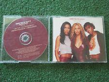 "DESTINY'S CHILD ""Survivor"" ORIGINAL 4-Track MAXI-SINGLE CD Beyonce Knowles"