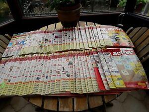 Bundle - Computer Active Magazines
