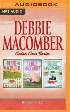 Debbie Macomber: Cedar Cove Series, Books 10-12: 1022 Evergreen Place, 1105...