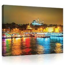 CANVAS Leinwand bilder XXL Istanbul Bild Wandbild F13493