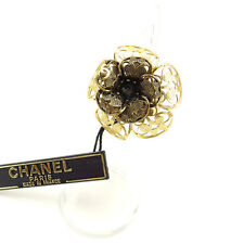CHANEL ring Ladies Authentic Used Y2362