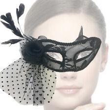 Sexy Lace Eye Mask Venetian Masquerade Halloween Ball Party Fancy Dress Costume