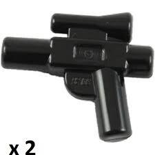 LEGO Minifig Small Blaster Weapon Rebels Troopers Gun Pistol Revolver Star Wars