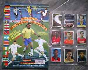 FIFA WORLD CUP 2006 GERMANY RONALDO ROOKIE AS Sport complete & Album