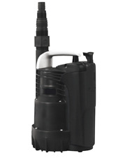 Tauchpumpe Vertigo 8-7 A Flachsaugend, schmutzwasser, Förderpumpe 125 L/min