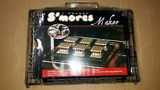 Summer Bonfire Or Grill S'Mores Yummy 6 Pocket Treat Maker