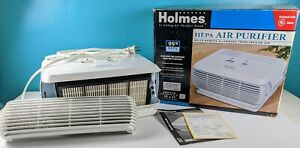 Holmes HEPA Air Purifier/Ionizer Model HAP240 LN complete with Box EUC