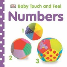 Baby Touch and Feel: Numbers by Dorling Kindersley Publishing Staff (2013,...