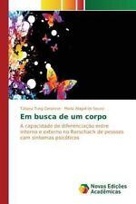 Em Busca de Um Corpo (Paperback or Softback)