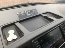 VW T5.1 Trasnporter Dash Mats Rubber Inserts Genuine X3 Brand New