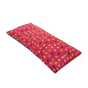 Roary Kids Sleeping Bag Bright Blush Polka