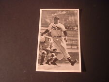 1950's Cleveland Indians Luke Easter Glossy Postcard / Post Card