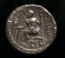 Alexander III The Great 336-323 BC .Silver Drachm  .Macedonian Kingdom
