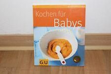 Buch:Dagmar von Cramm-Kochen für Babys