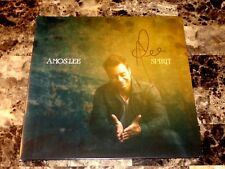 Amos Lee Rare Signed Autographed Spirit Vinyl LP Record New + COA FREE Shipping