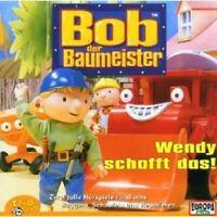"""BOB DER BAUMEISTER """"WENDY SCHAFFT DAS (FOLGE 05)"""" CD NEW"""