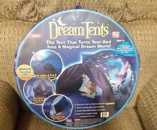 Dream Tents - Winter Wonderland - Twin Size Pop Up Tent - New!