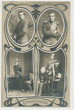 AK Unser Kaiser Wilhelm  (5086)