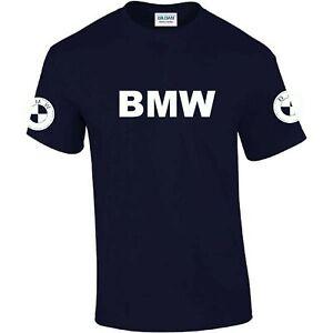 Bmw - T Shirt  Men's sport motorsport racing T-Shirt Top car enthusiast gift