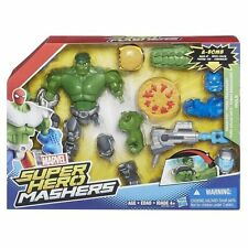Spider-Man Plastic Hulk Action Figures