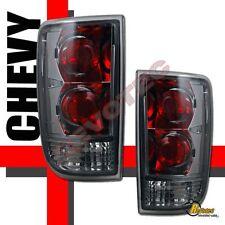 95-04 Chevy Blazer GMC Jimmy 96-01 Oldsmobile Bravada Smoke Tail Lights 1 Pair
