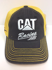 6e51e291b37 RYAN NEWMAN  31 RCR CAT RACING ADJUSTABLE CAP OSFM